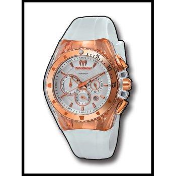 TechnoMarine Watch Cruise Star-White
