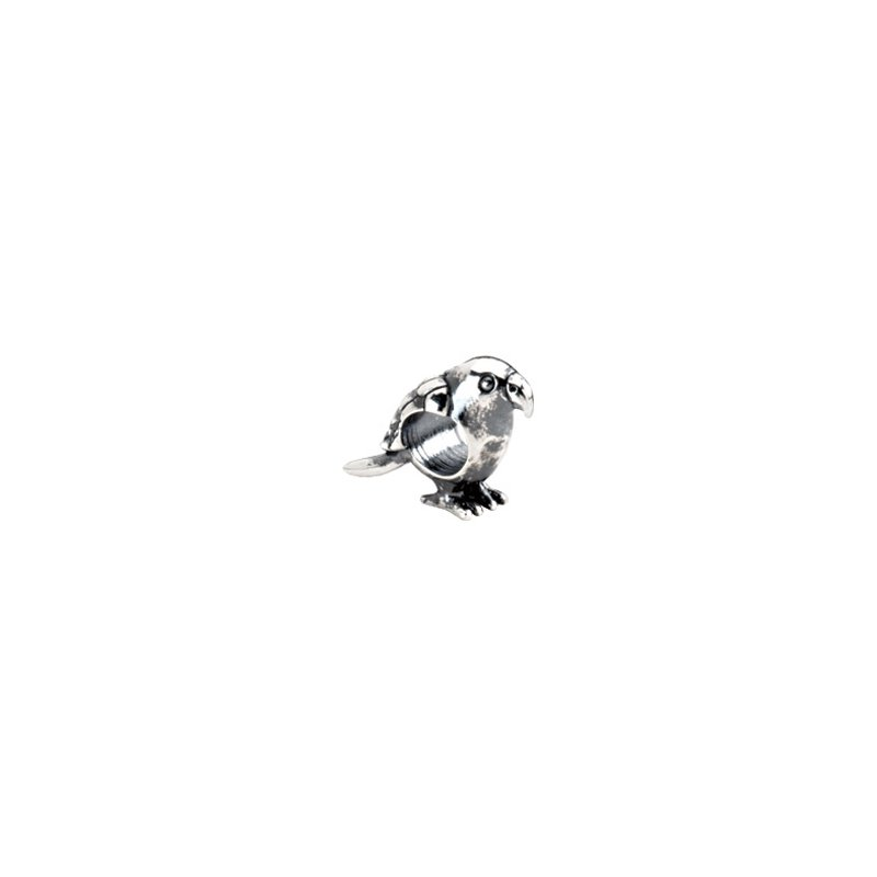 Holiday Ideas Kera Sterling Silver Parrot Bead
