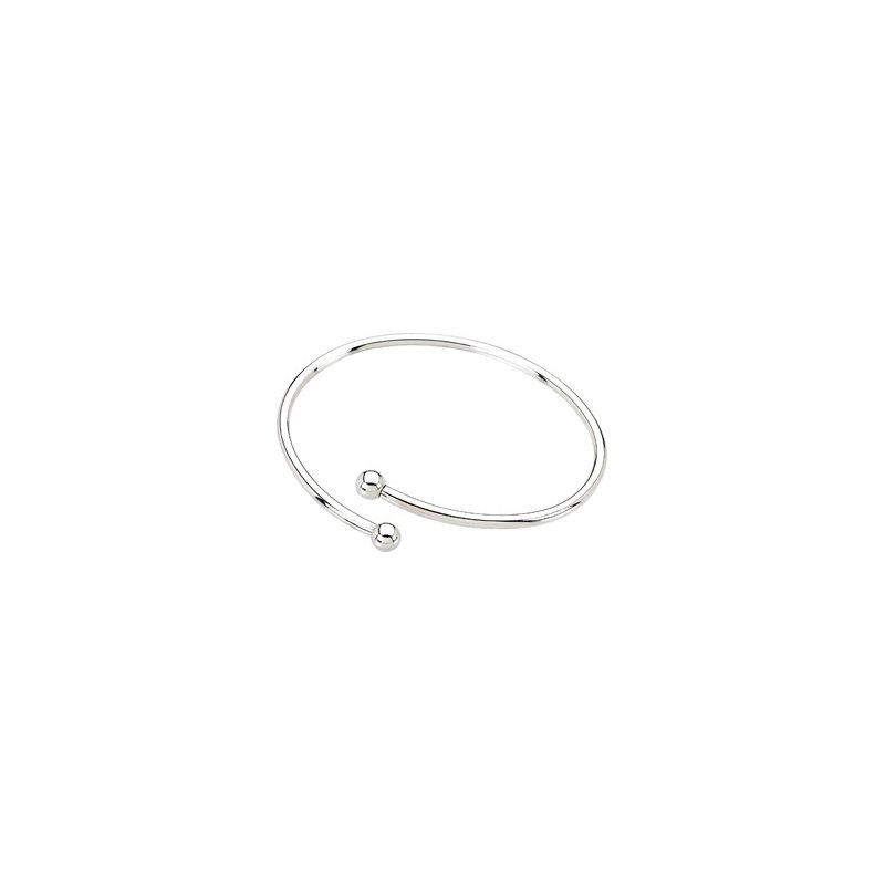 Holiday Ideas Kera Sterling Silver Bangle Bracelet