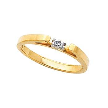 .03 ct tw Diamond Wedding Band