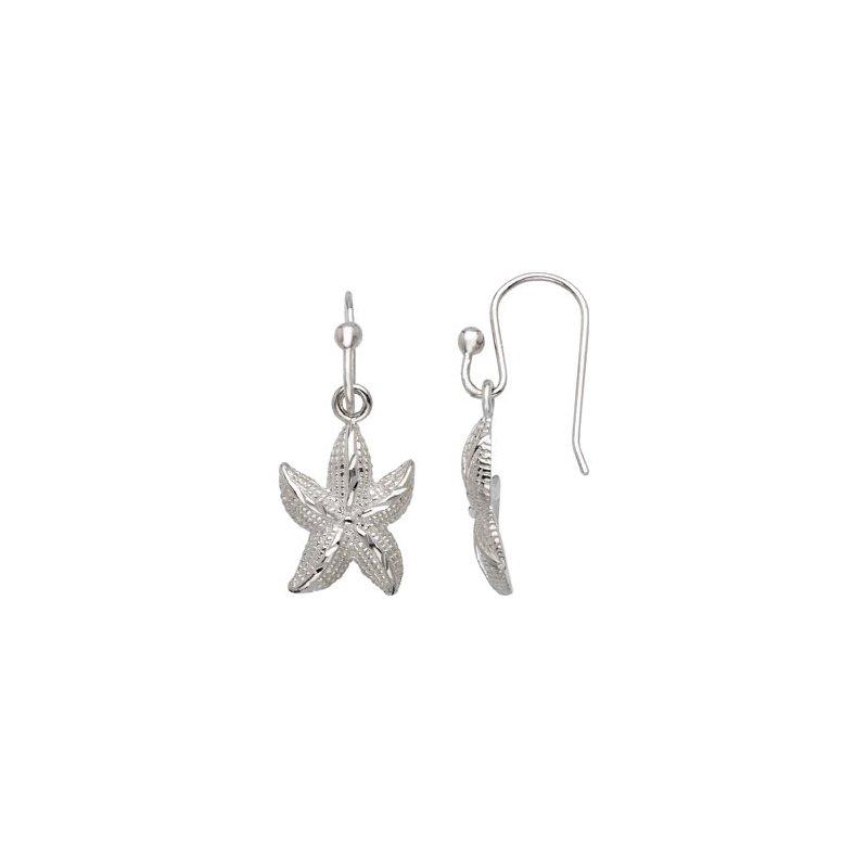 Holiday Ideas Starfish Earrings