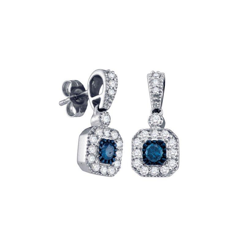 Valentine Gift Ideas Diamond Fashion Earrings