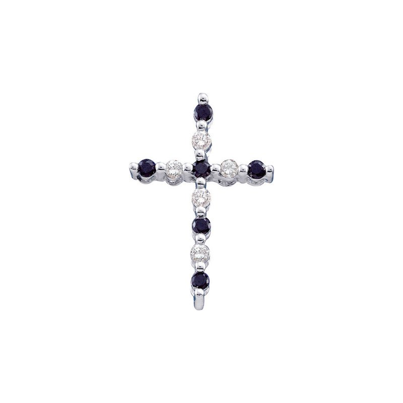 Valentine Gift Ideas Diamond Cross Pendant