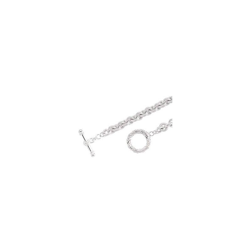 Ladies' Jewelry Cable Bracelet
