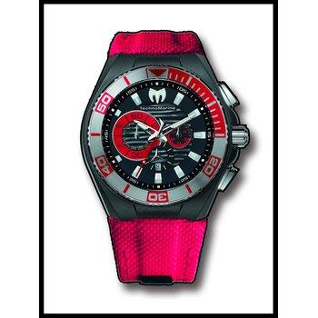 TechnoMarine Watch Cruise Locker Red