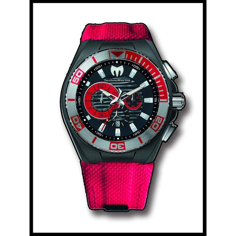 TechnoMarine TechnoMarine Watch Cruise Locker Red
