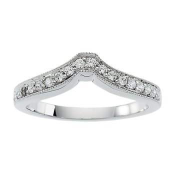 1/5 ct tw Diamond Wedding Band