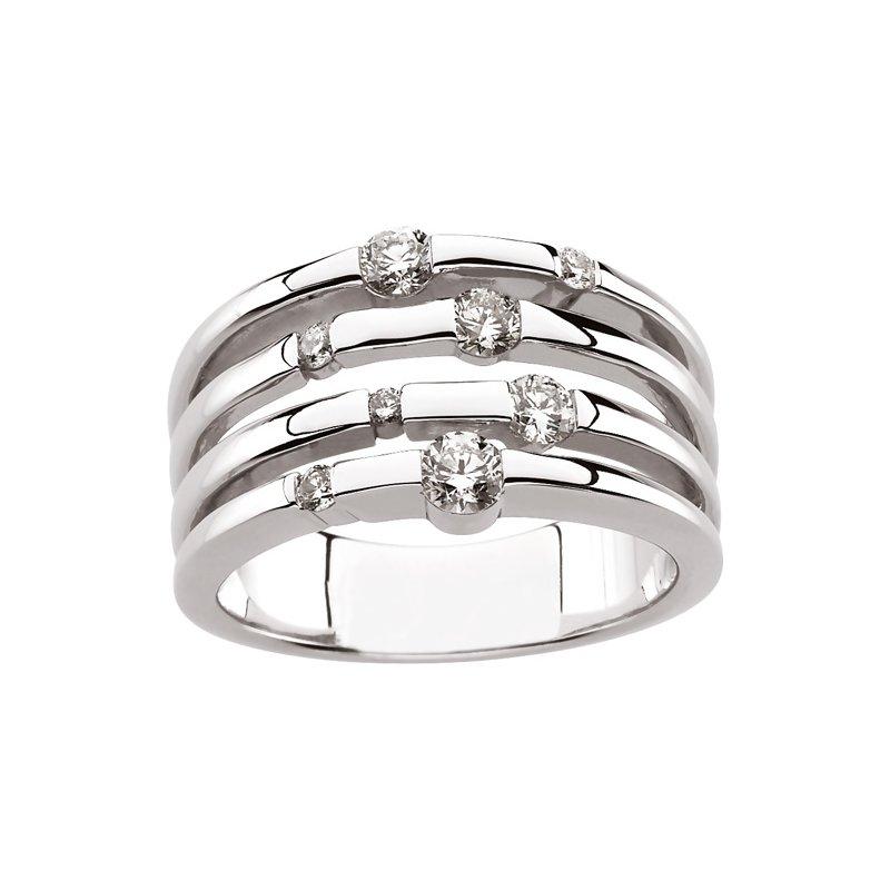 Ladies' Jewelry Diamond Right Hand Fashion Ring