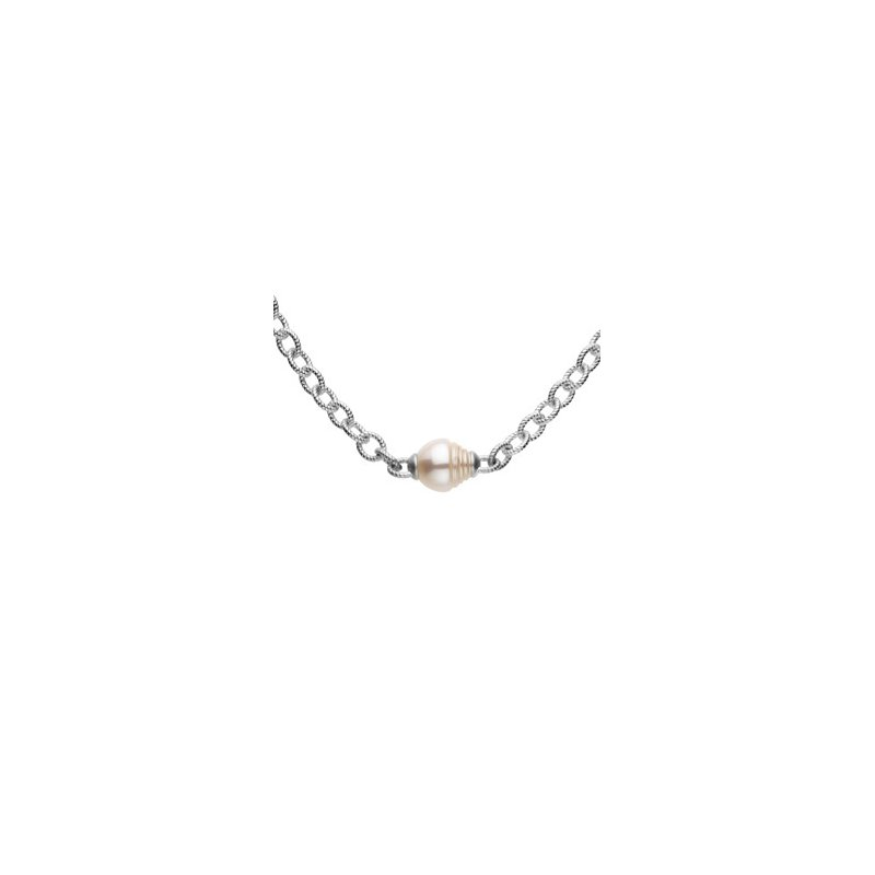 Ladies' Jewelry Freshwater Cultured Pearl Necklace