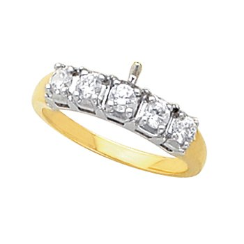 1/3 ct tw Diamond Wedding Band