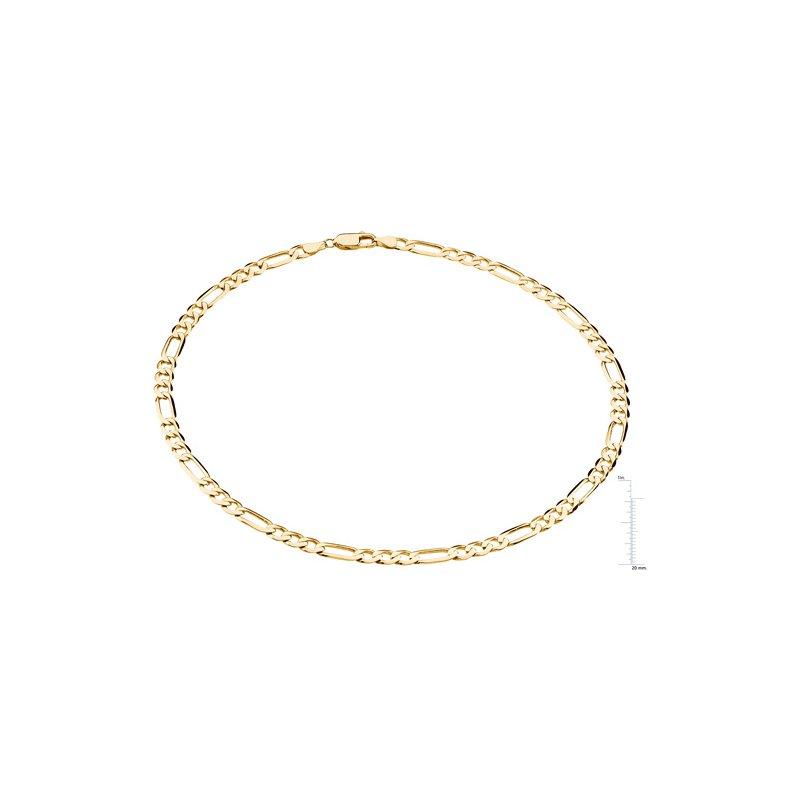 Men's Jewelry Figaro Chain