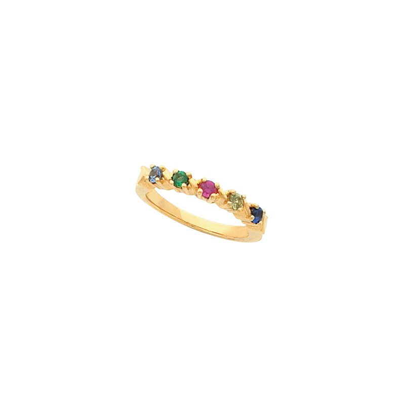 Holiday Ideas Ring for Mom (1 to 5 stones)