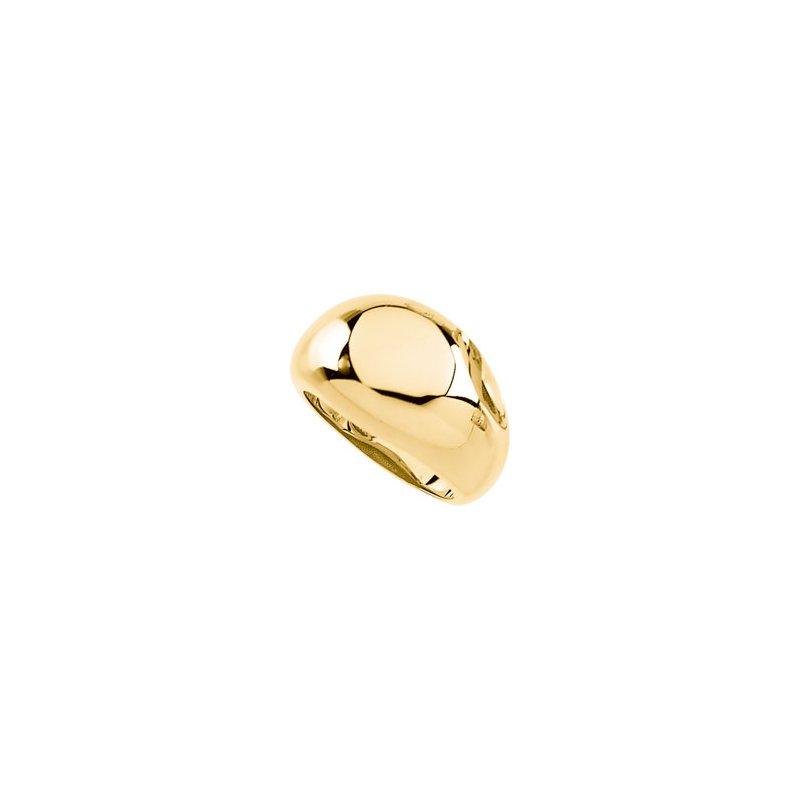 Ladies' Jewelry Dome ring