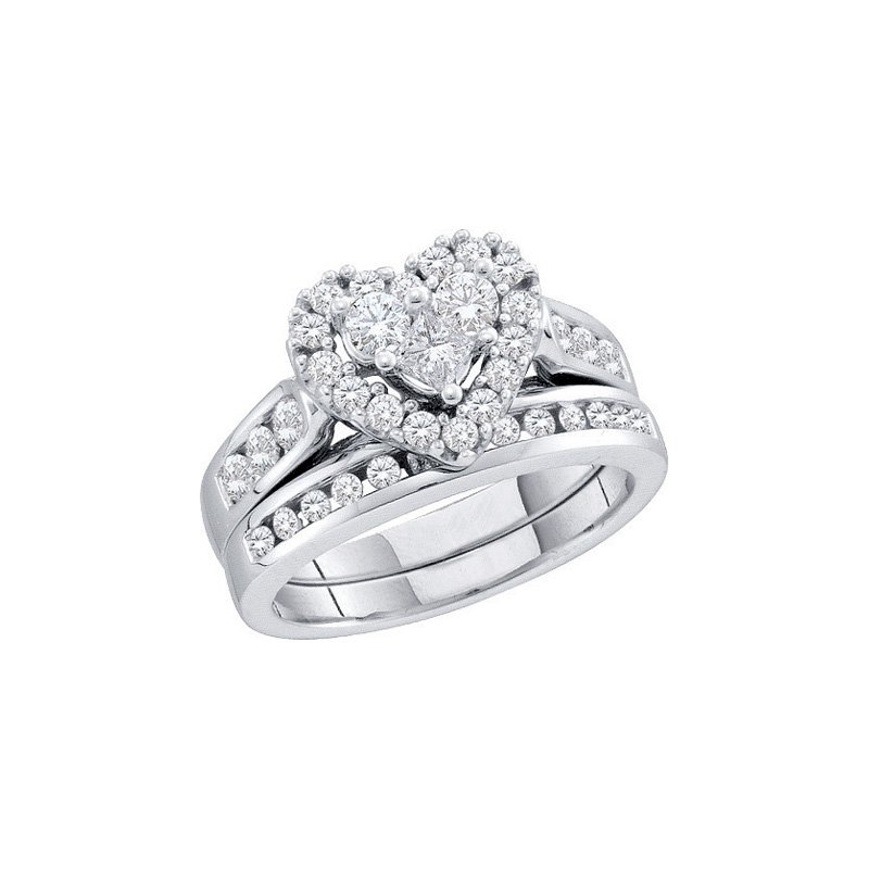 Valentine Gift Ideas Diamond Heart Ring