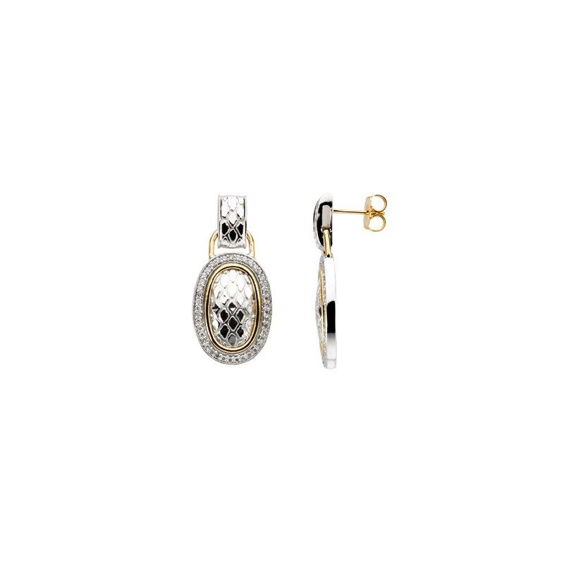 Ladies' Jewelry Diamond Earrings