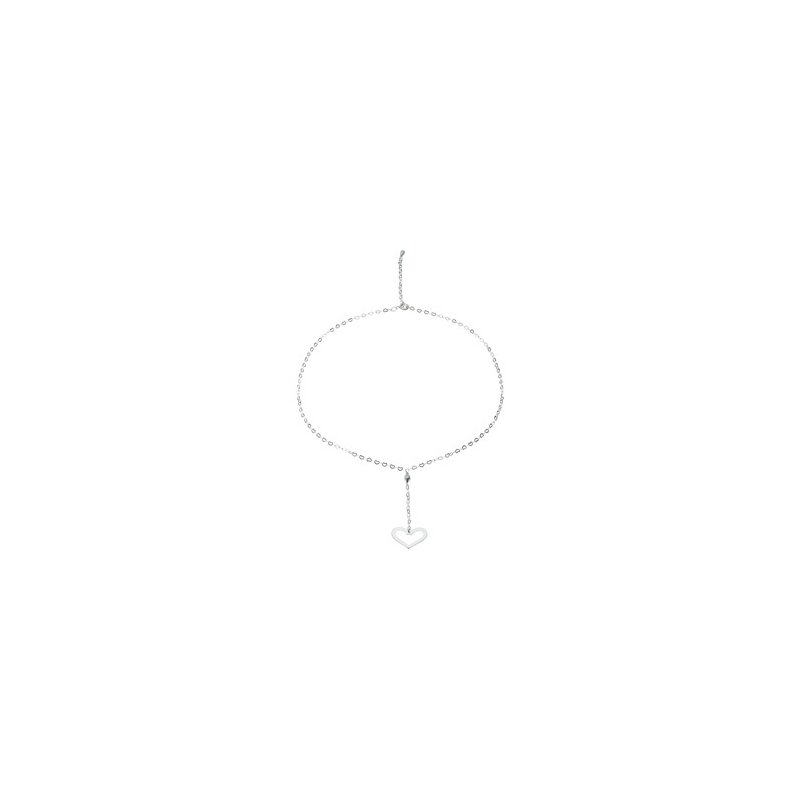Ladies' Jewelry Heart Necklace