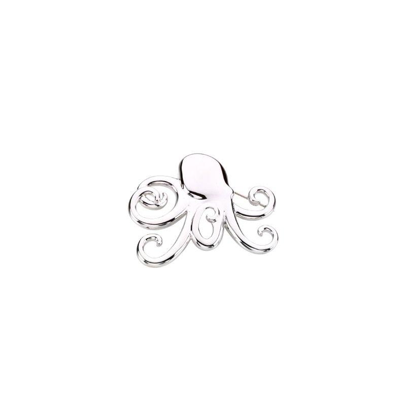 Ladies' Jewelry Octopus Brooch