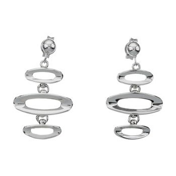 Sterling Silver Fashion Earrings with backs