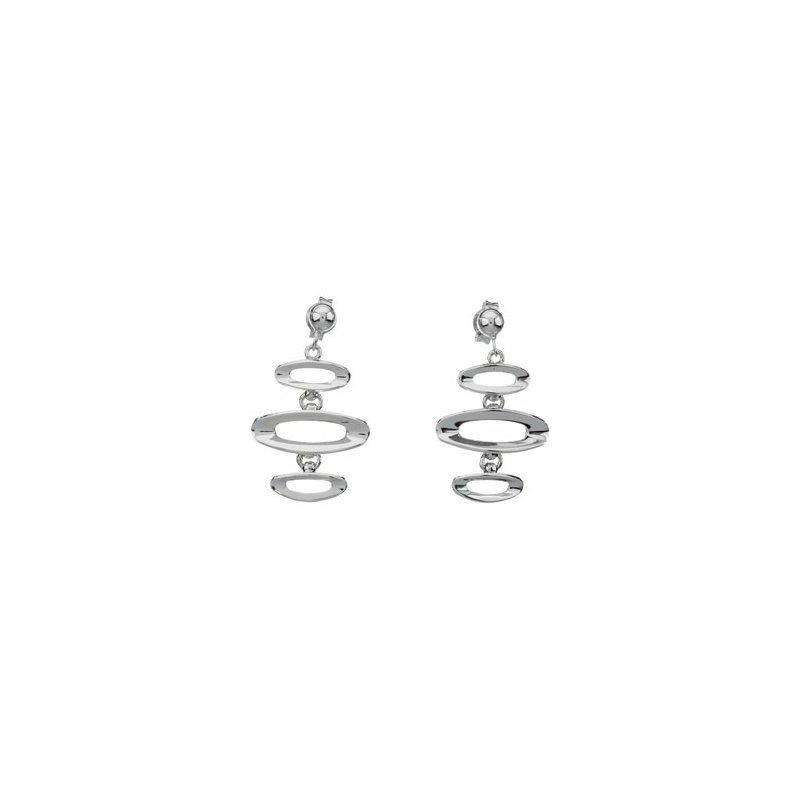 Holiday Ideas Sterling Silver Fashion Earrings with backs