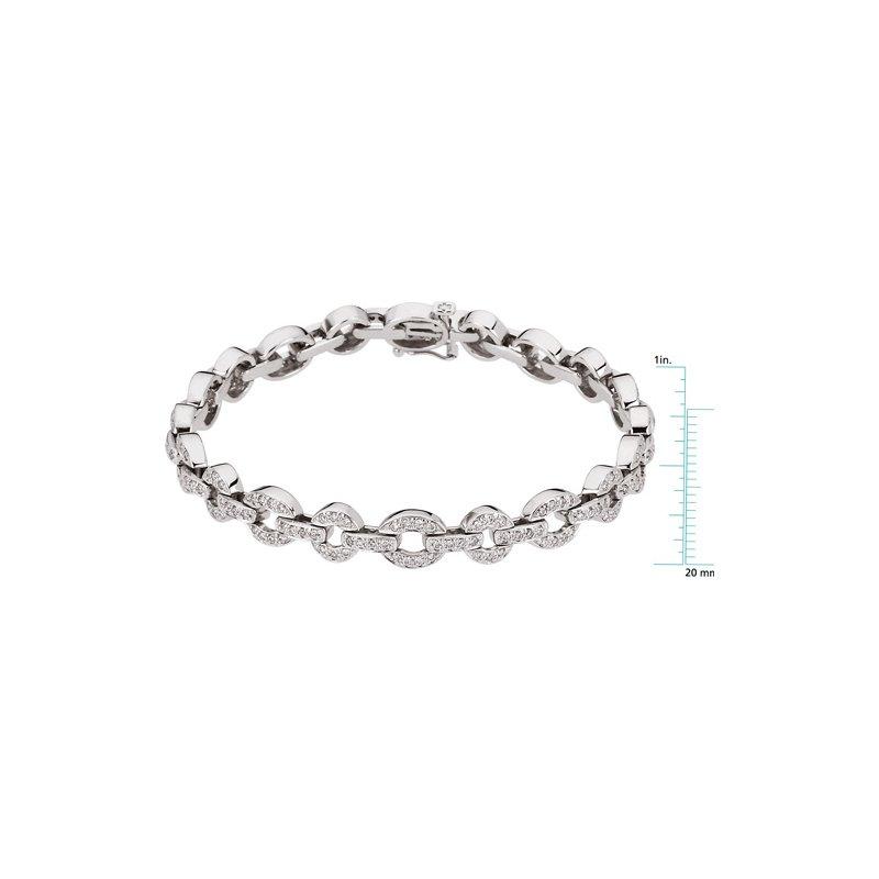 Ladies' Jewelry Diamond Fashion Bracelet
