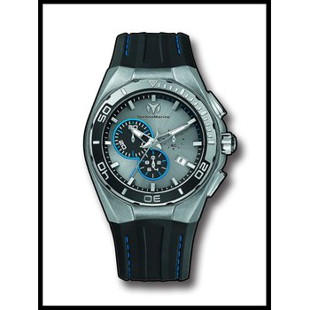 TechnoMarine Watch Steel Evolution-Blue