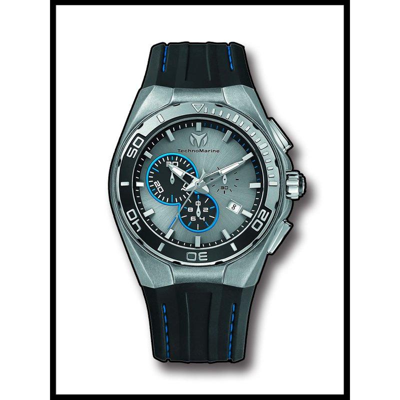 TechnoMarine TechnoMarine Watch Steel Evolution-Blue