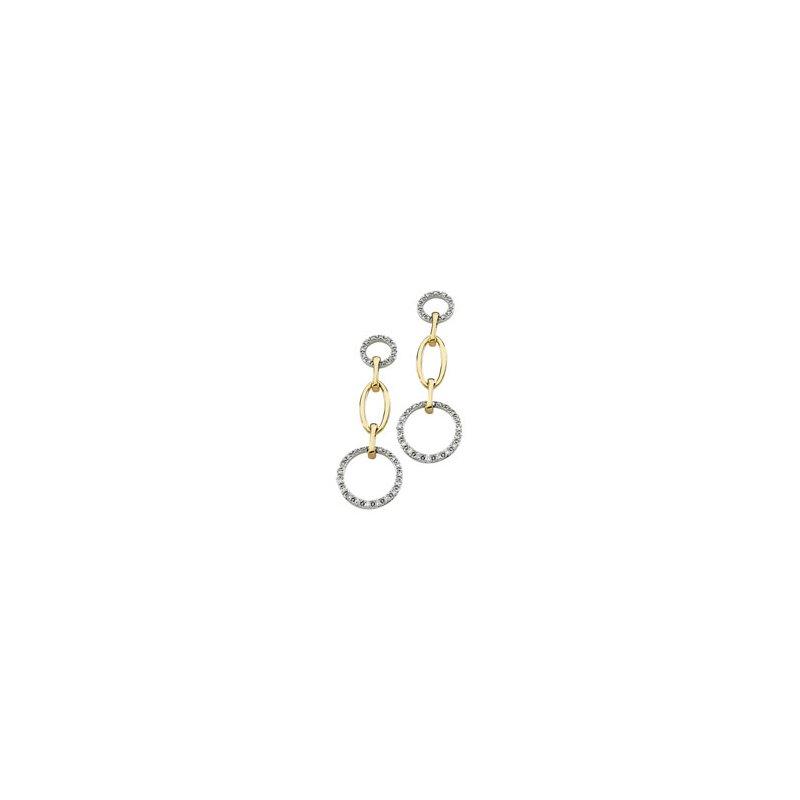 Holiday Ideas 1/3 ct tw Diamond Earrings