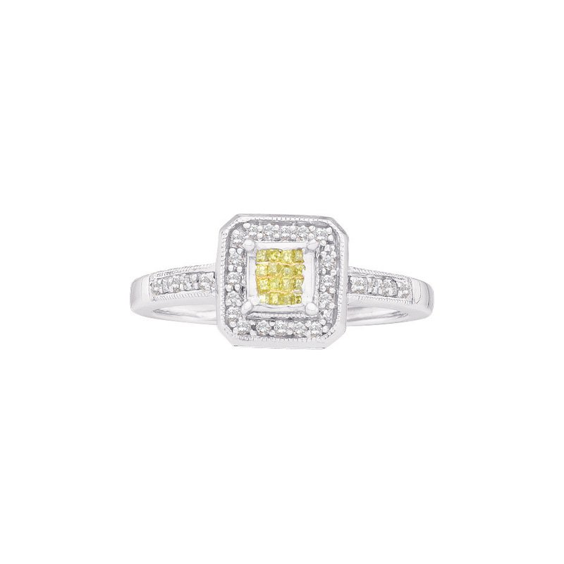 Mother's Day Ideas Diamond Fashion Ring