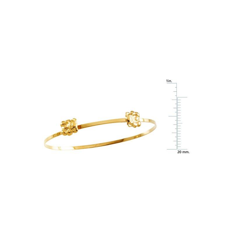 Children's Jewelry Child's Teddy Bear Bracelet