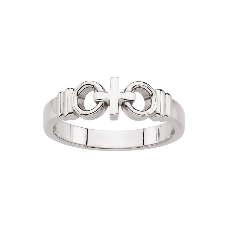 Religious Jewelry Joined by Christ Ring - Sizes 8-15