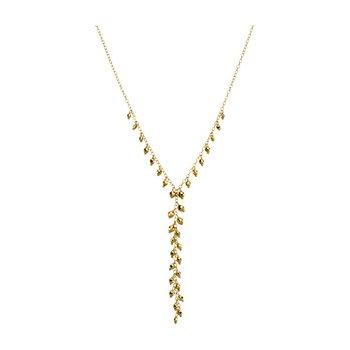 Cascading Bead Necklace