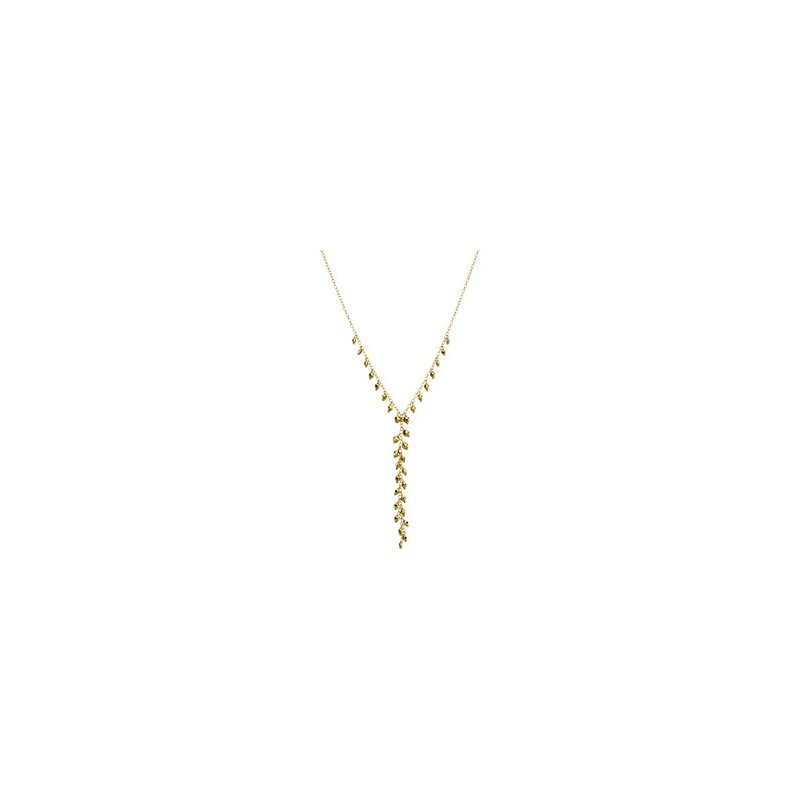 Ladies' Jewelry Cascading Bead Necklace