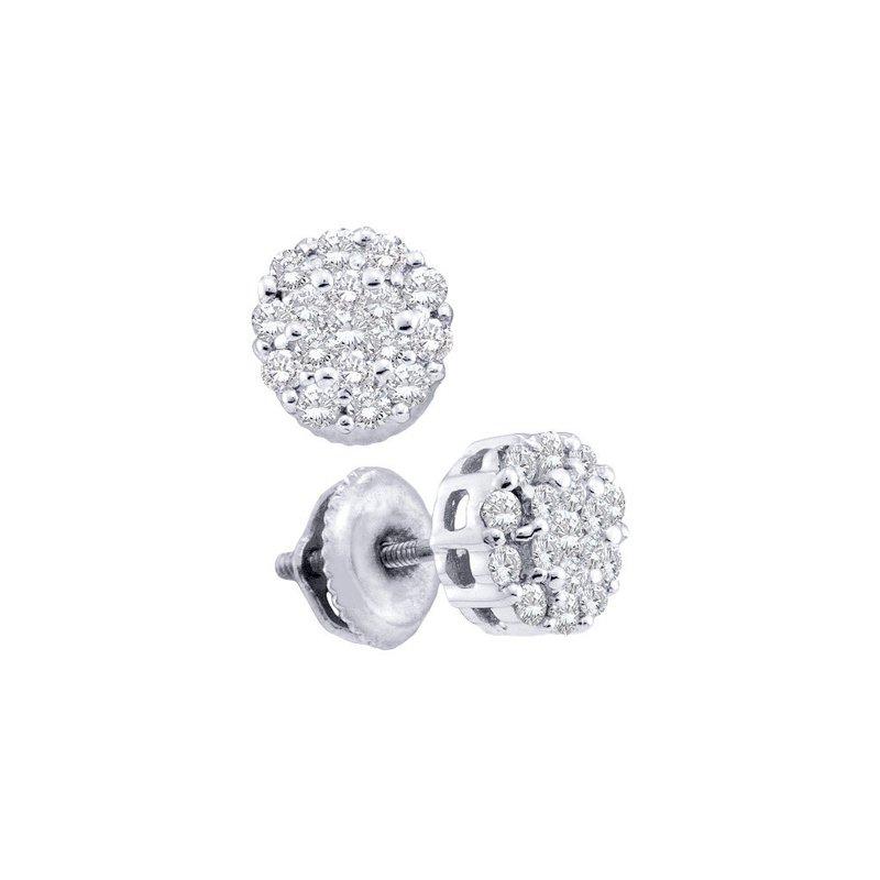 Mother's Day Ideas Diamond Fashion Earrings