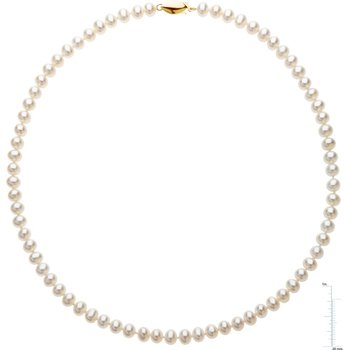 Freshwater Cultured Pearl Strand