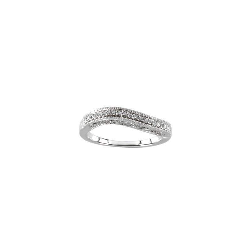 Ladies' Jewelry Diamond Stackable Ring