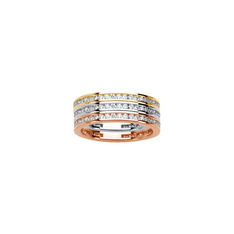 Holiday Ideas 3/8 ct tw Stackable Diamond Ring