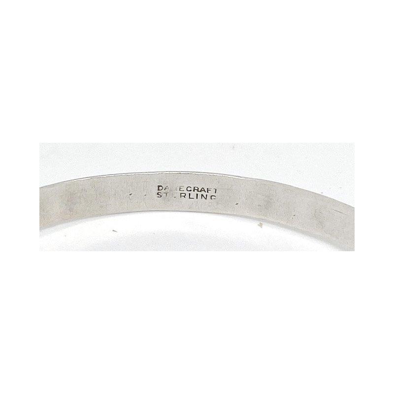 Vintage Silver Vintage American sterling silver bracelet