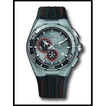 TechnoMarine Watch Steel Evolution-Orange