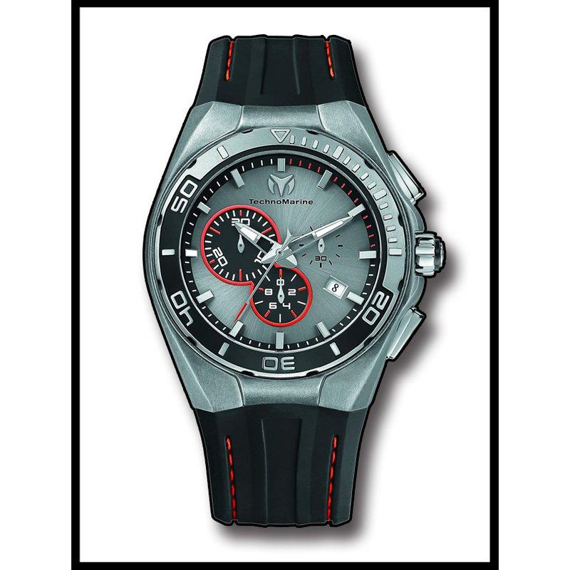 TechnoMarine TechnoMarine Watch Steel Evolution-Orange