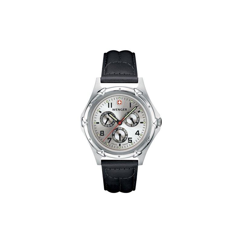 Eisen Watches Wenger Mens Standard Issue XL Titanium Watch