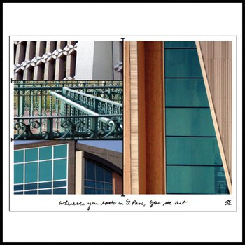 The Heartbeat of El Paso Gift Collection Scenic Notecard Set