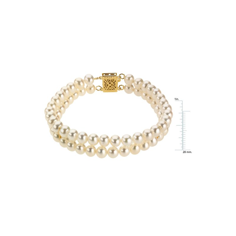 Ladies' Jewelry Freshwater Cultured Pearl Bracelet
