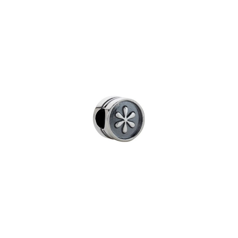 "Holiday Ideas Kera ""Asterisk"" Symbol Bead"