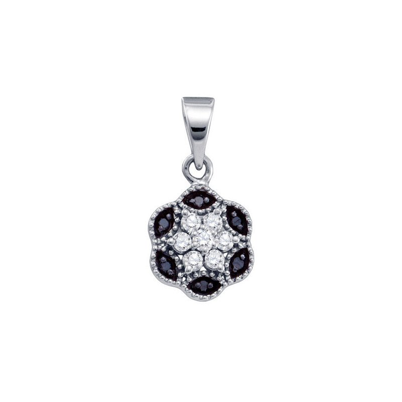 Holiday Ideas Diamond Pendant
