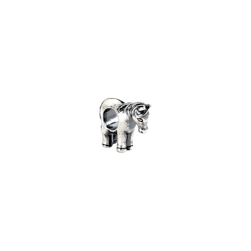 Holiday Ideas Kera Sterling Silver Horse Bead