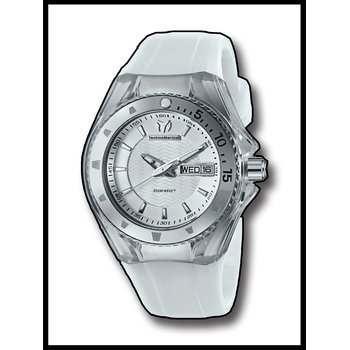 TechnoMarine Watch Cruise Original-Silver