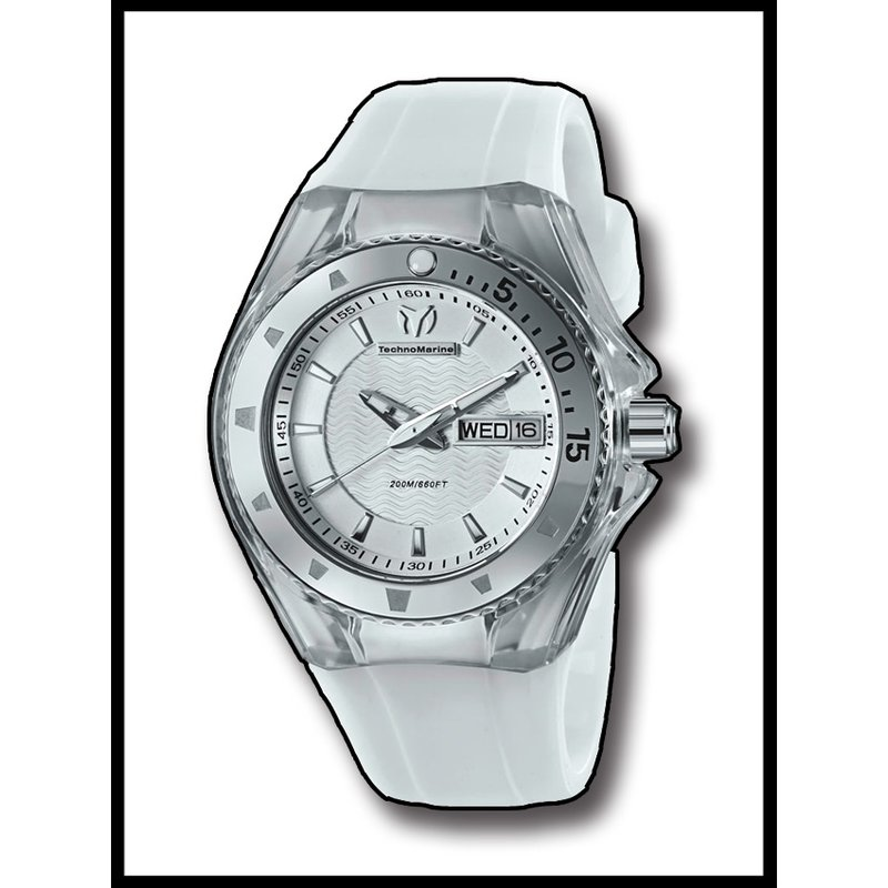 TechnoMarine TechnoMarine Watch Cruise Original-Silver