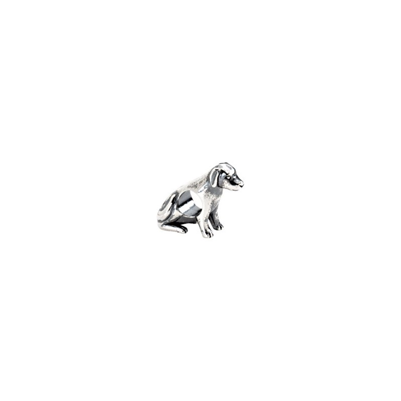 Holiday Ideas Kera Sterling Silver Dog Bead