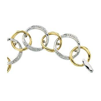 3/4 ct tw Diamond Bracelet