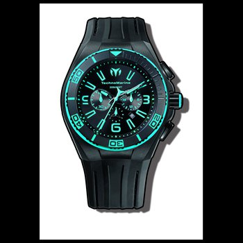 TechnoMarine Watch Cruise Night Vision II Blue
